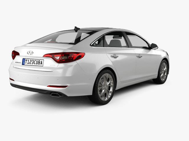 Car rental Hyundai Sonata  Cuba