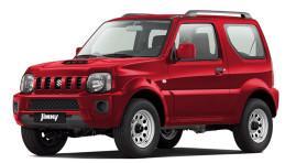 Car Jimmy Suzuki 4x4   Cuba