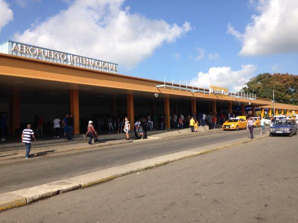 Aeropuerto Internacional Camaguey Camaguey