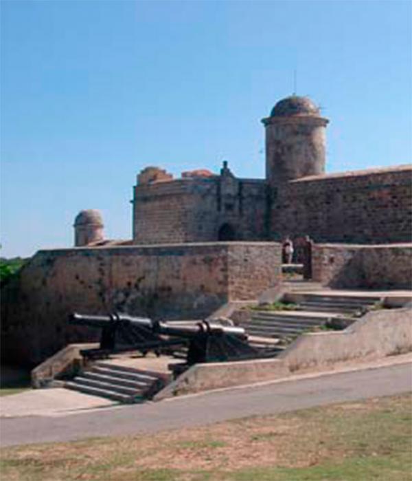 Castillo del Nuestra Señora de los Angeles de Jagua