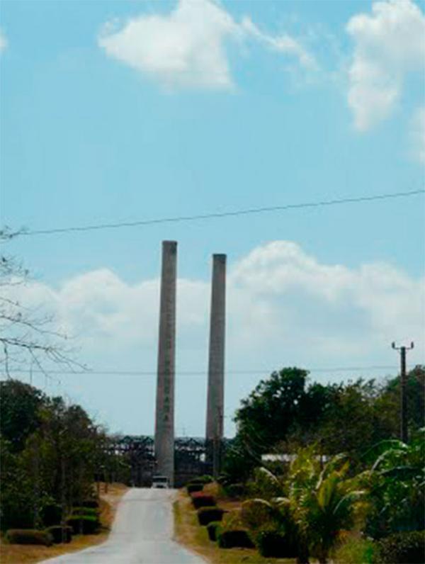 Town: Constancia, Cienfuegos. Cuba