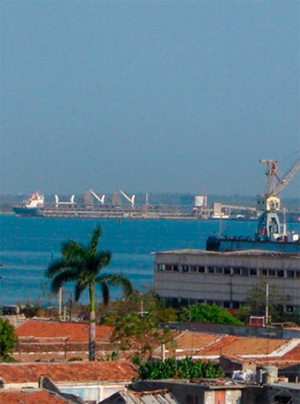 Bays : Bahia de Cienfuegos, Cienfuegos. Cuba