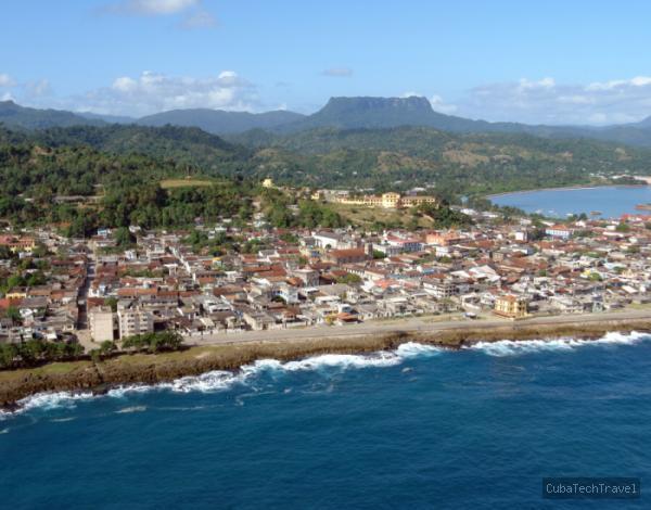 Town: Baracoa, Guantanamo. Cuba