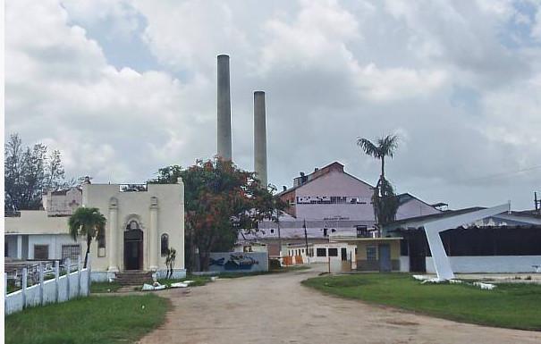 Sugar Mill: Abraham Lincoln, Artemisa. Cuba