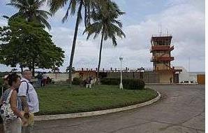 Gustavo Rizo Airport
