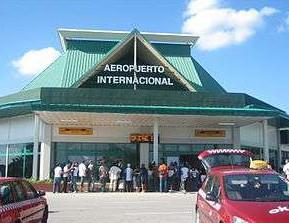 Airport : Frank Pais International Airport, Holguin. Cuba