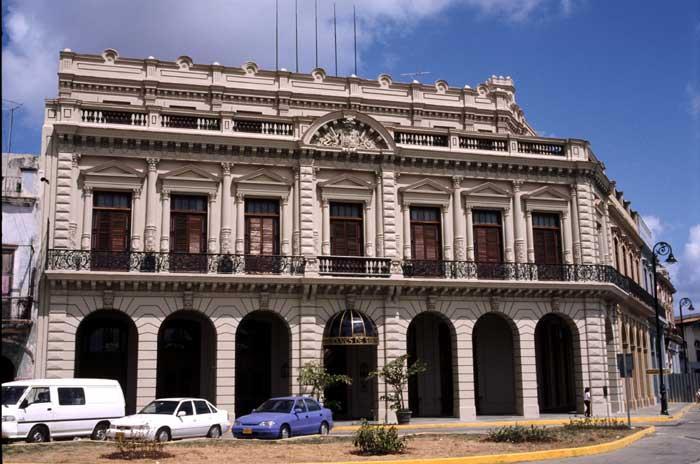 Hoteles: Armadores de Santander, La Habana. Cuba
