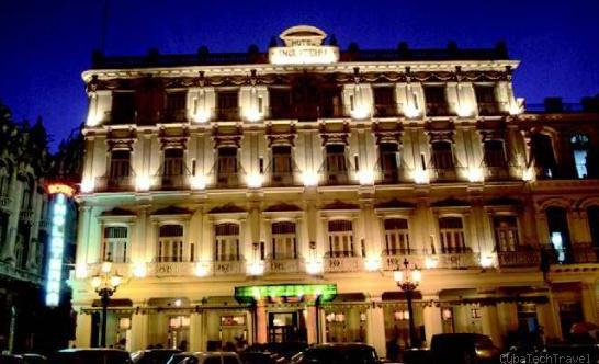 Hotels: Hotel Inglaterra, Havana City. Cuba