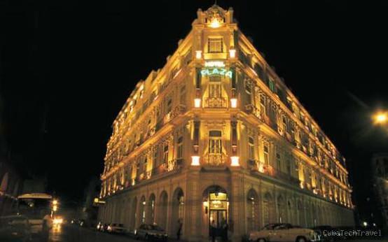 Hotels: Hotel Plaza, Havana City. Cuba