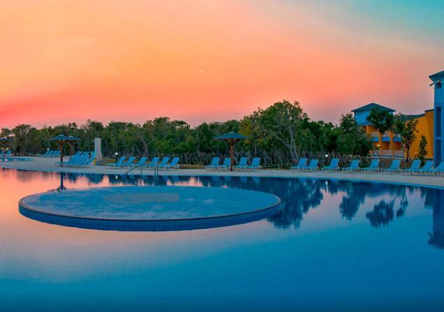 Hotels: Blau Costa verde, Holguin. Cuba