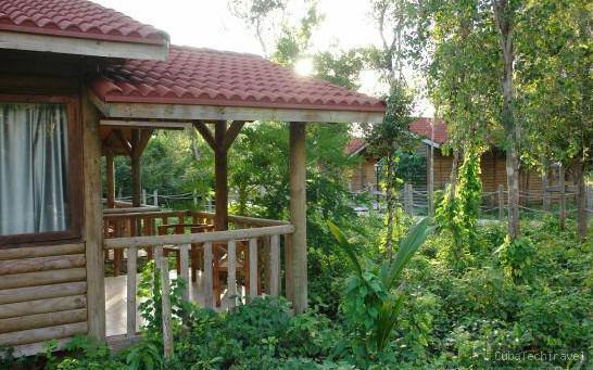 Hotels: CIB Maria la Gorda, Pinar del Rio. Cuba
