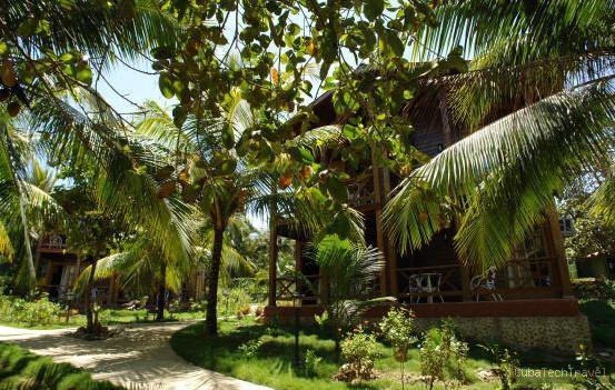 Hotels: Villa Maguana, Guantanamo. Cuba