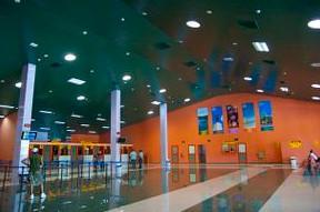 Airport : Abel Santamaria Airport, Villa Clara. Cuba