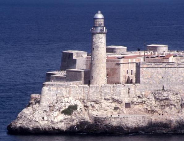 Ligthhouse: Faro del Morro, Havana City. Cuba