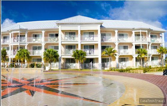 Hotels: Blau Marina Varadero Resort, Matanzas. Cuba