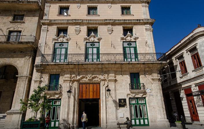 Palacio Del Marques De S Felipe Y Santiago Bejucal