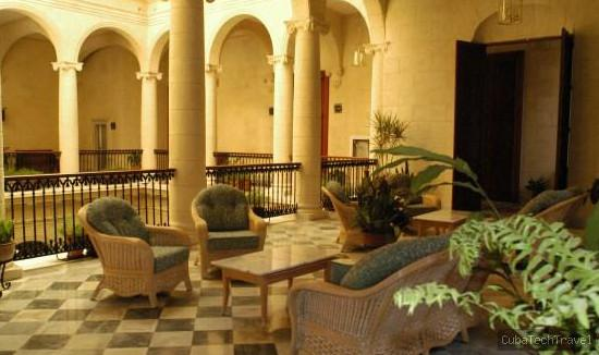 Hotels: Palacio O Farrill, Havana City. Cuba