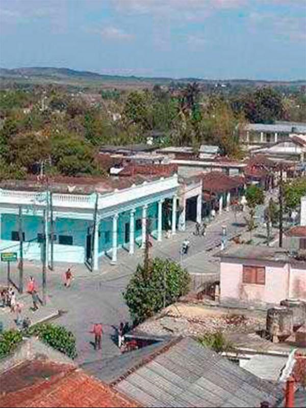 Ciudad de Cumanayagua