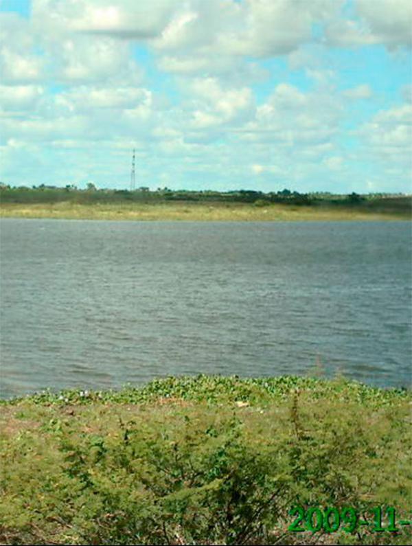 Reservoirs: Embalse Tales Díaz, Cienfuegos. Cuba