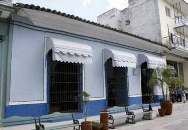 Building : Fondo de Bienes Culturales, Santi Spiritus. Cuba