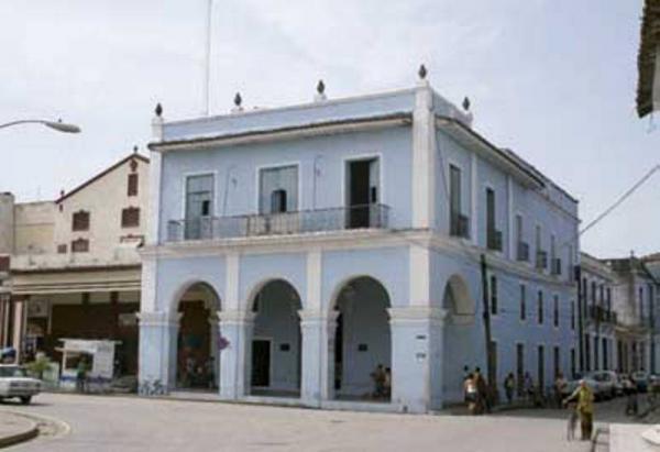 Casa de Cultura de Trinidad