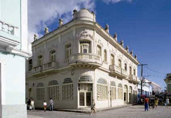 Building : El Nuevo Artesano, Villa Clara. Cuba