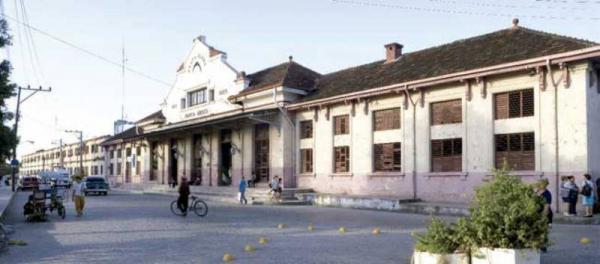 Estacion de Ferrocarril de Santa Clara