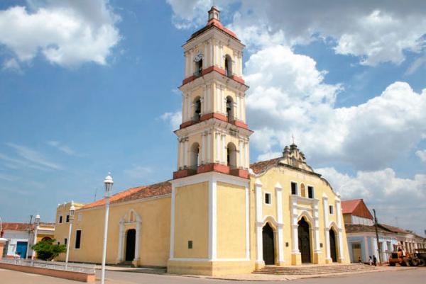 Iglesia San Juan Batista
