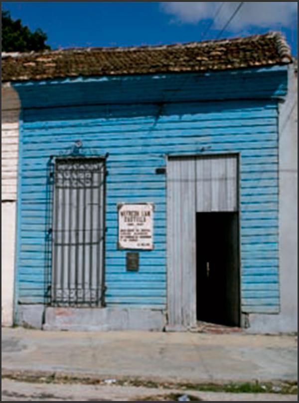 Casa Natal del Pintor Wilfredo Lam