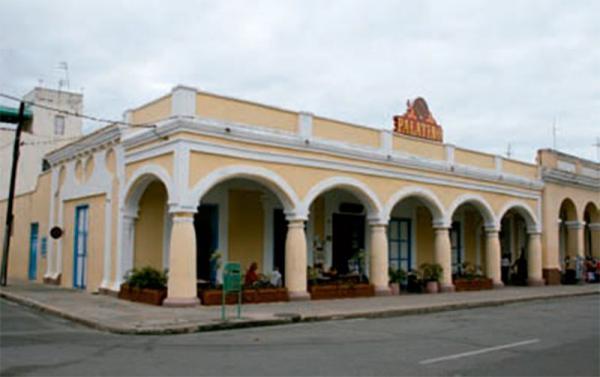 Bar Palatino