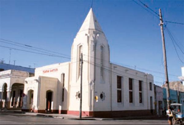 Iglesia Bautista de Cienfuegos