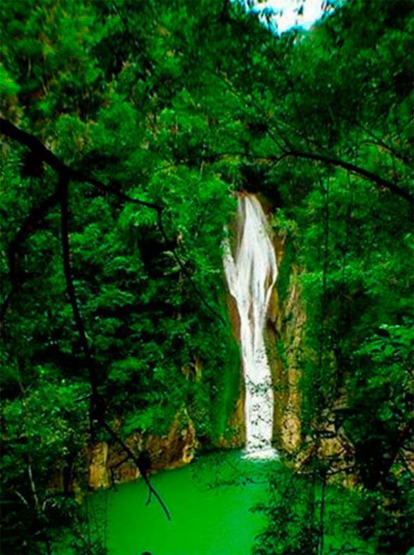 Salto del Rio Cabagan