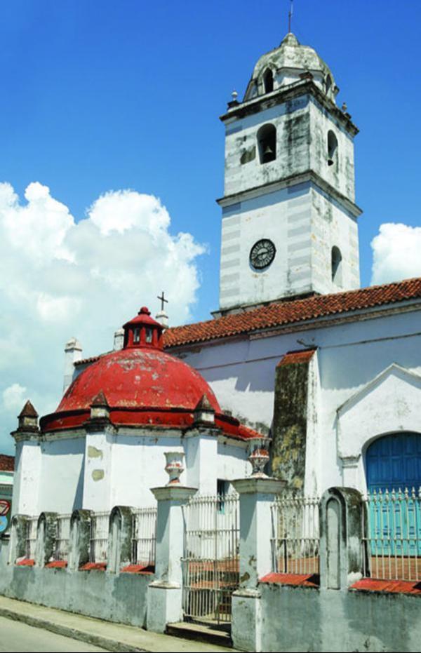 Iglesia Mayor Parroquial de Santi Spiritus