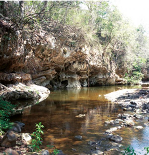 Cueva de Sao Corona