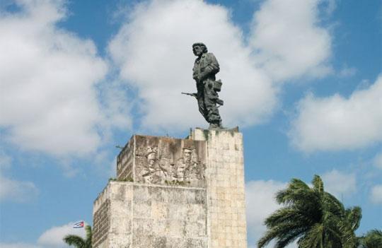 Memorial Ernesto Che Guevara