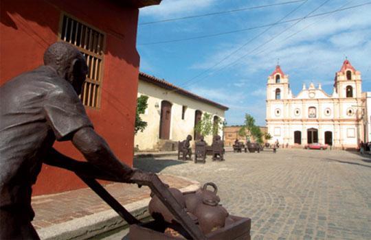 Plaza del Carmen Cuba