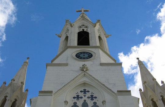 Sagrado Corazon de Jesus Cuba