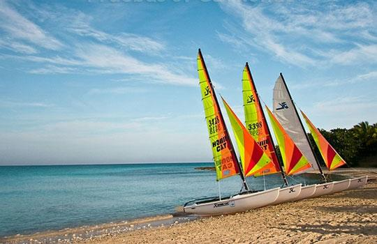 Pesquero Beach Cuba