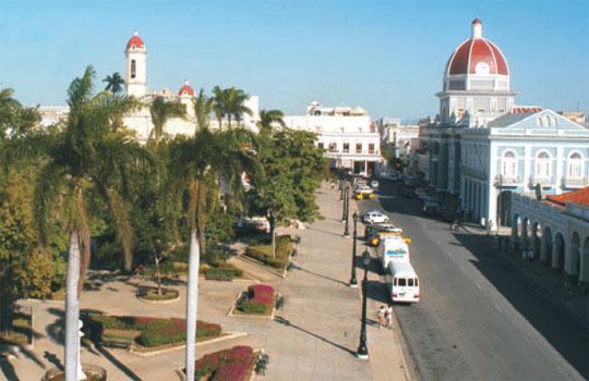 Cienfuegos City Cuba