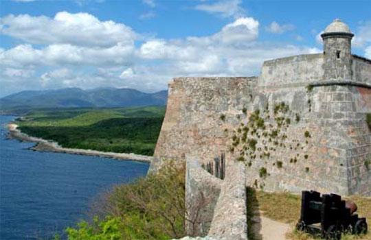Fortaleza San Pedro de la Roca
