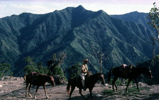 Turquino Peak