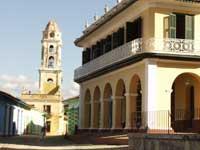Overnight Cienfuegos - Trinidad