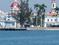 Paseo por la Bahia de Cienfuegos