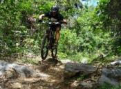 MTB Track: Los Acuaticos MTB Track, Pinar del Rio