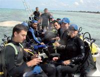 Scuba Diving  Site and Center: Cayo Levisa Scuba Diving Center