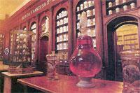 Museums: Pharmaceutical Museum