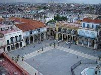 Squares: Plaza Vieja - Old Square, Havana City