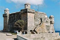 Colonial Fortress: Cojimar Fortress
