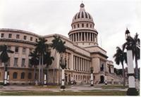Architecture: National Capitol Building, Havana City