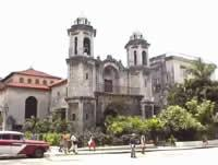 Churches and Convents: Santo Cristo del Buen Viaje Church